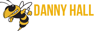 Danny Hall Baseball Camps Logo